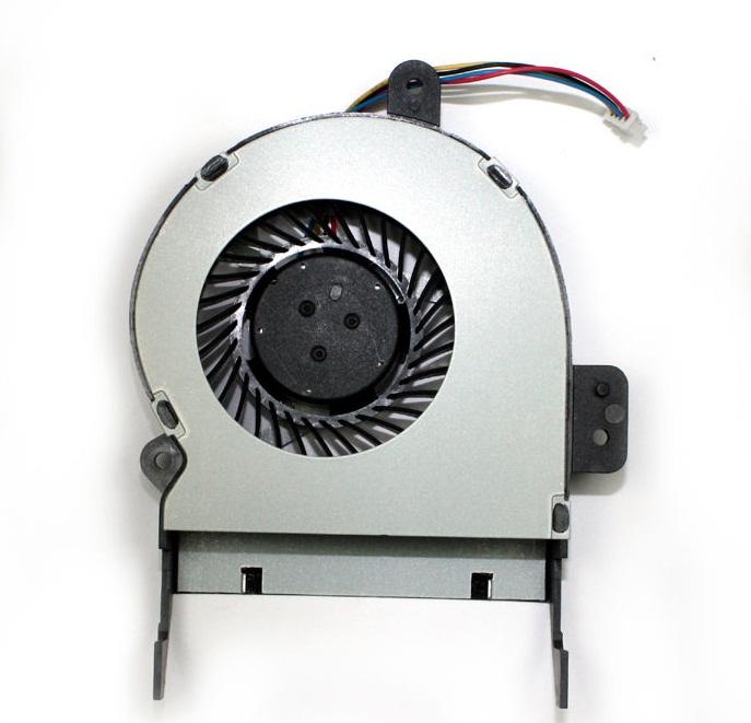 Ventilátor chlazení pro notebooky Asus X55V X55VD K55VM X45C X45VD R500V - verze 2
