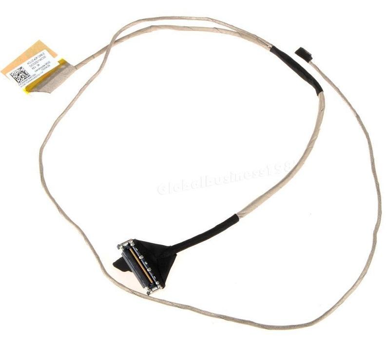 LCD flex kabel pro notebooky Lenovo Ideapad G50 G50-45 G50-30 G50-75 Z50-70 Z50-45, verze 2