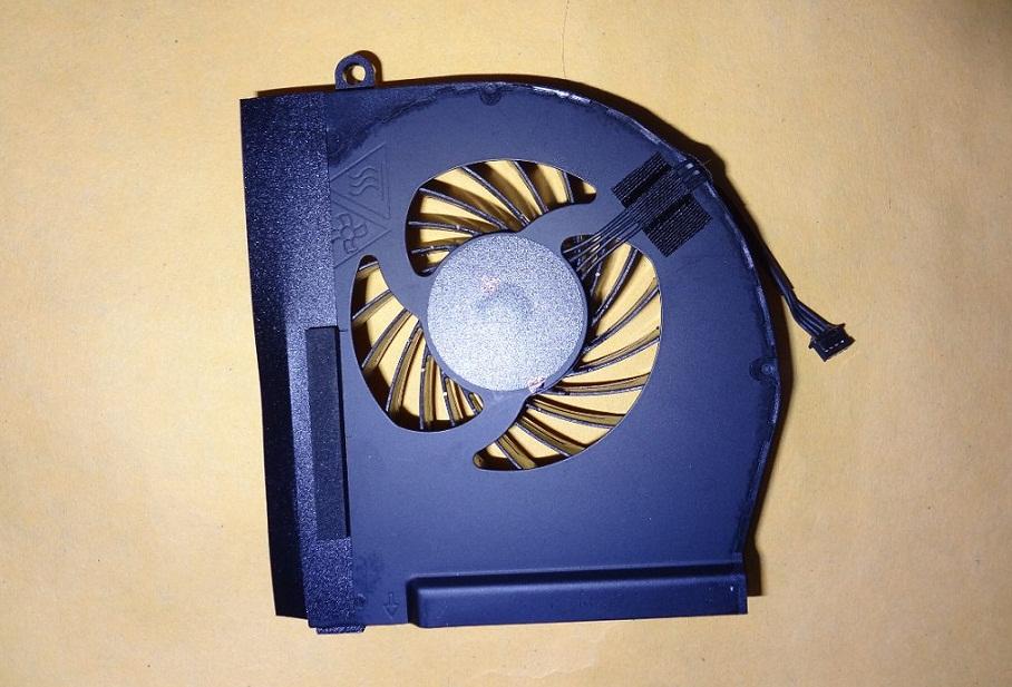 Ventilátor chlazení pro HP ZBook 17