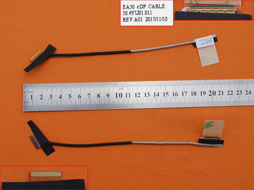 LCD flex kabel pro notebooky Acer Aspire E1-522 E1-522G