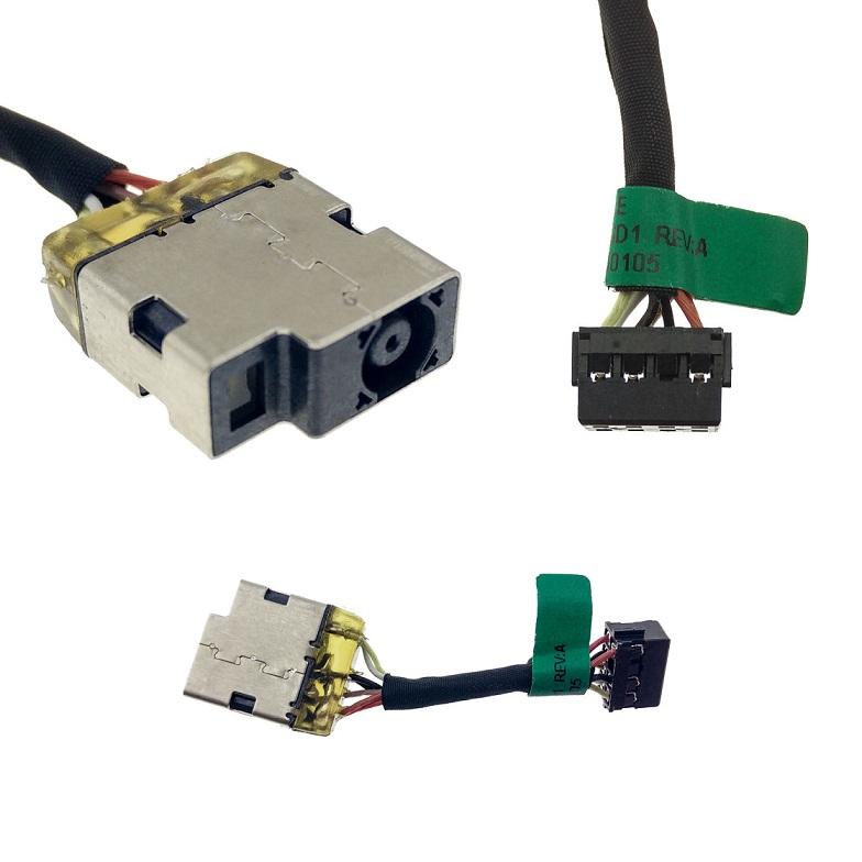 Napájecí konektory DC HP 15-NO20TX 730932-SD1 Envy 15-3000