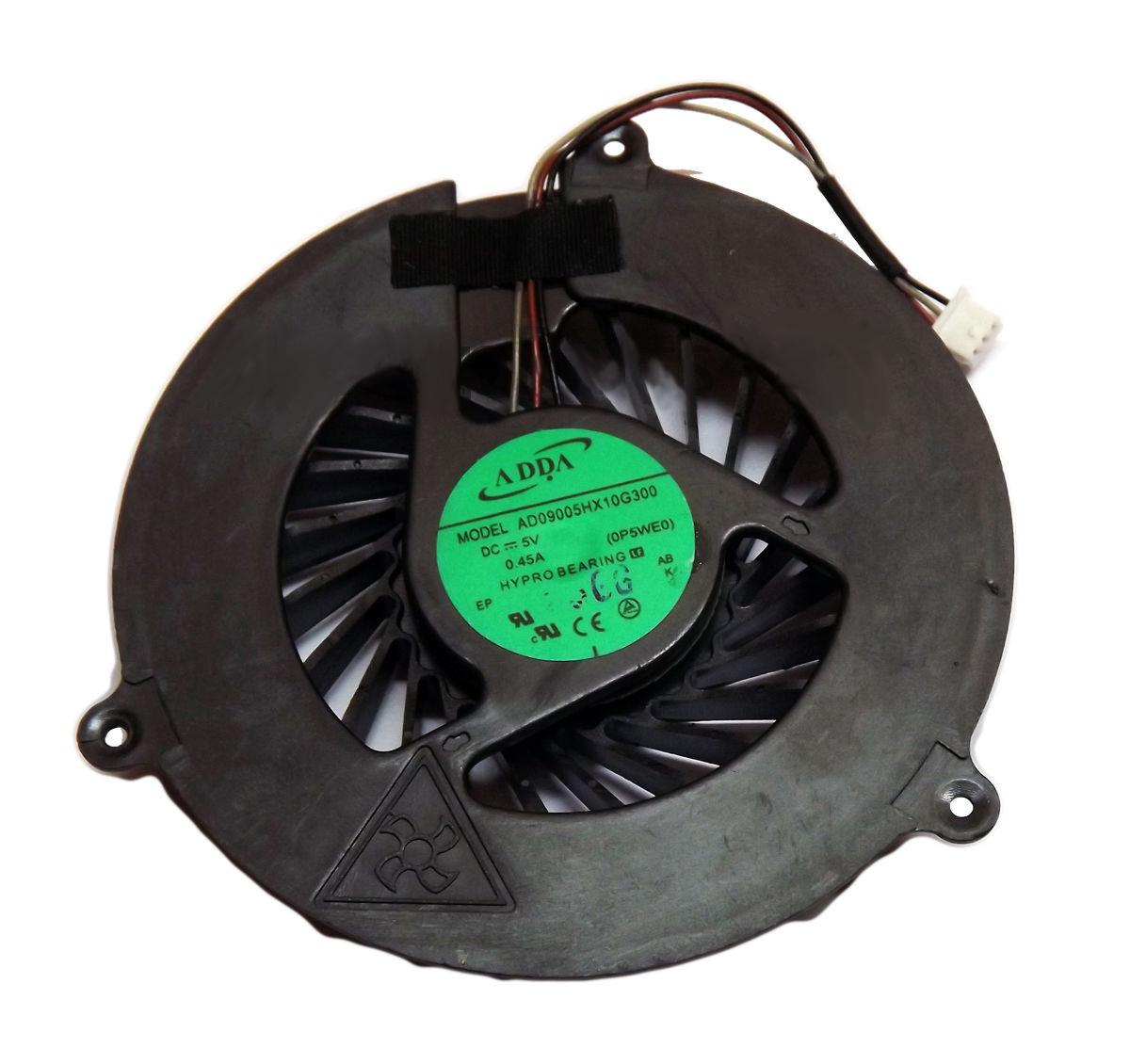Ventilátor chlazení pro notebooky Acer aspire 5350 5750 5750G 5755 5755G P5WE0 V3-571G V3-551G Pro oddělenou grafickou kartu - verze 2