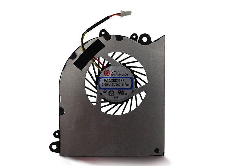 Ventilátor chlazení pro notebooky MSI GS60