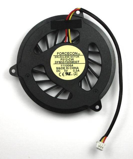 Ventilátor chlazení pro notebooky HP Dv5000 Dv5100 Dv8000(AMD)