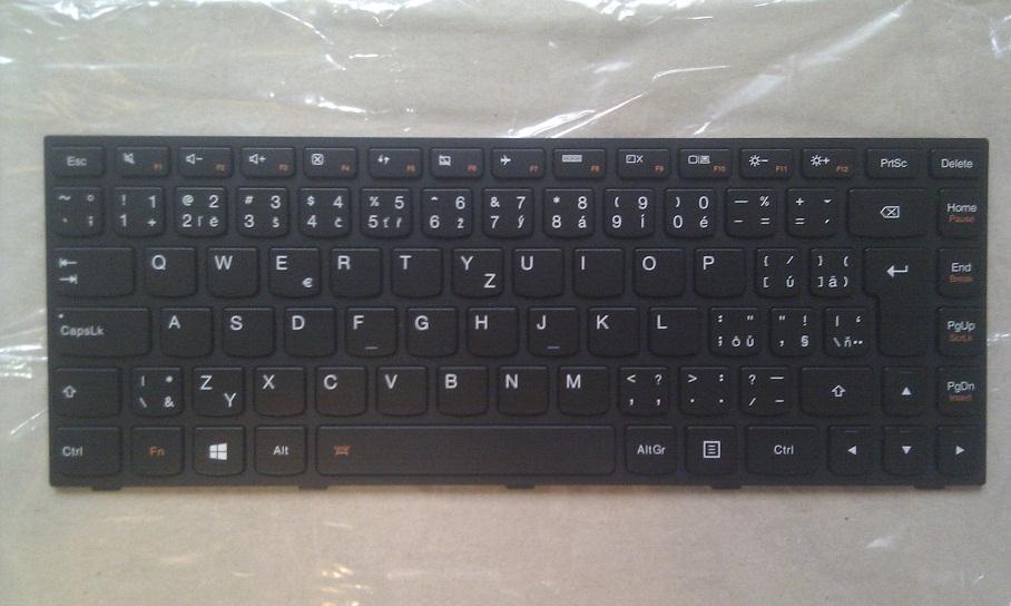 CZ/SK ( česká /slovenská ) klávesnice pro Lenovo G40-30 G40-45 G40-70 G40-75 G40-80 G4070