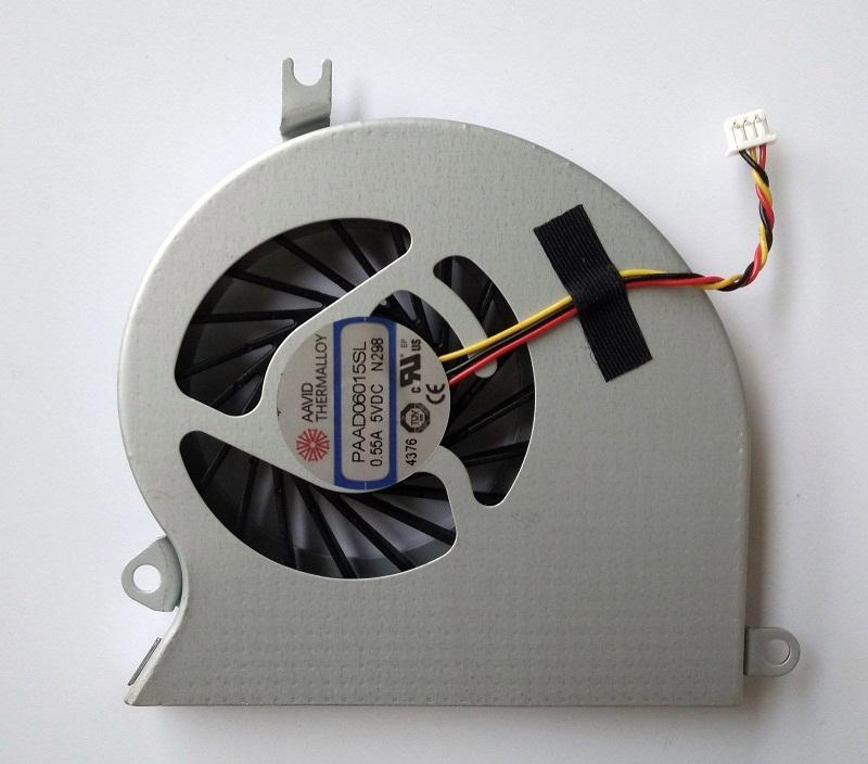 Ventilátor chlazení pro notebooky MSI GE40 CPU-VGA MS-1491 MS-1492