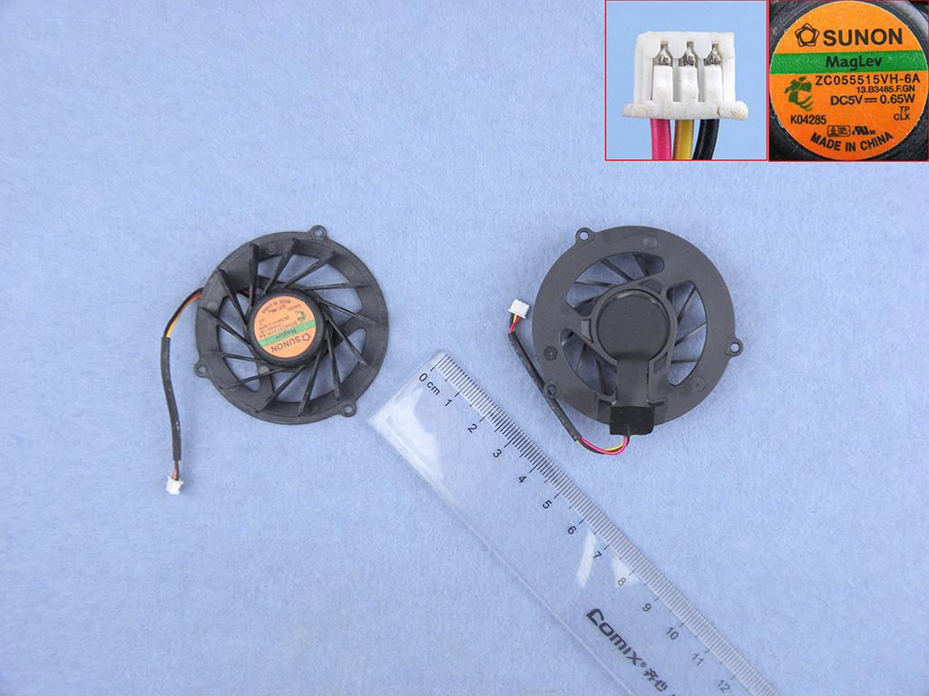 Ventilátor chlazení pro notebooky Acer Aspire 4930 4930G 2930 4730 5530 4730Z 5935 5935G