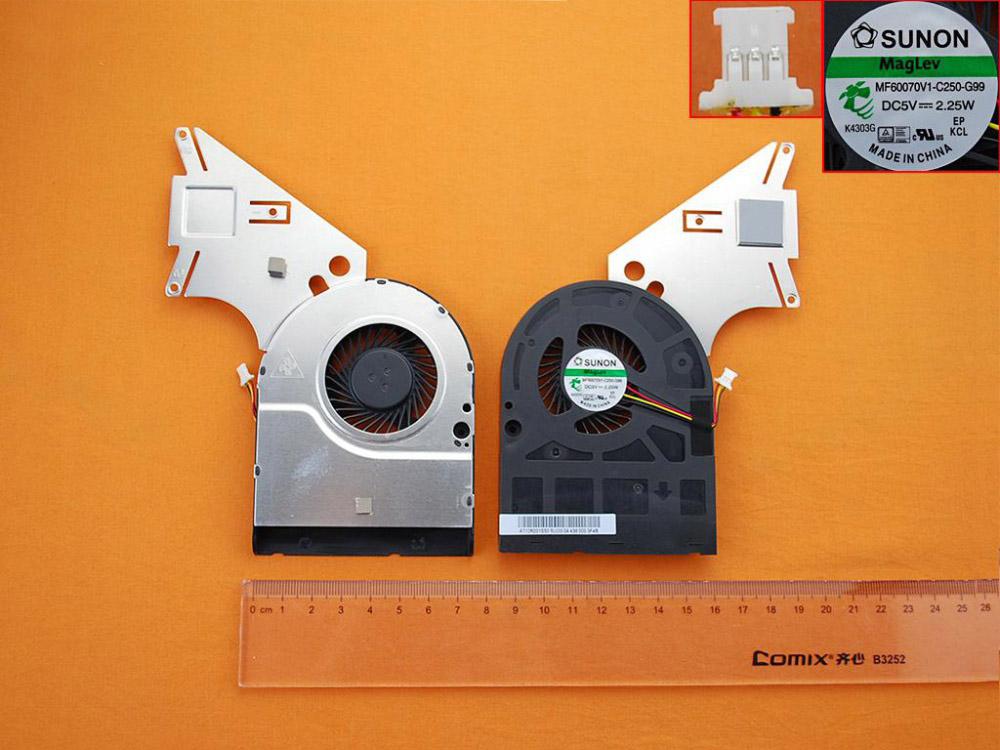 Ventilátor chlazení pro notebooky Acer Aspire E1-510