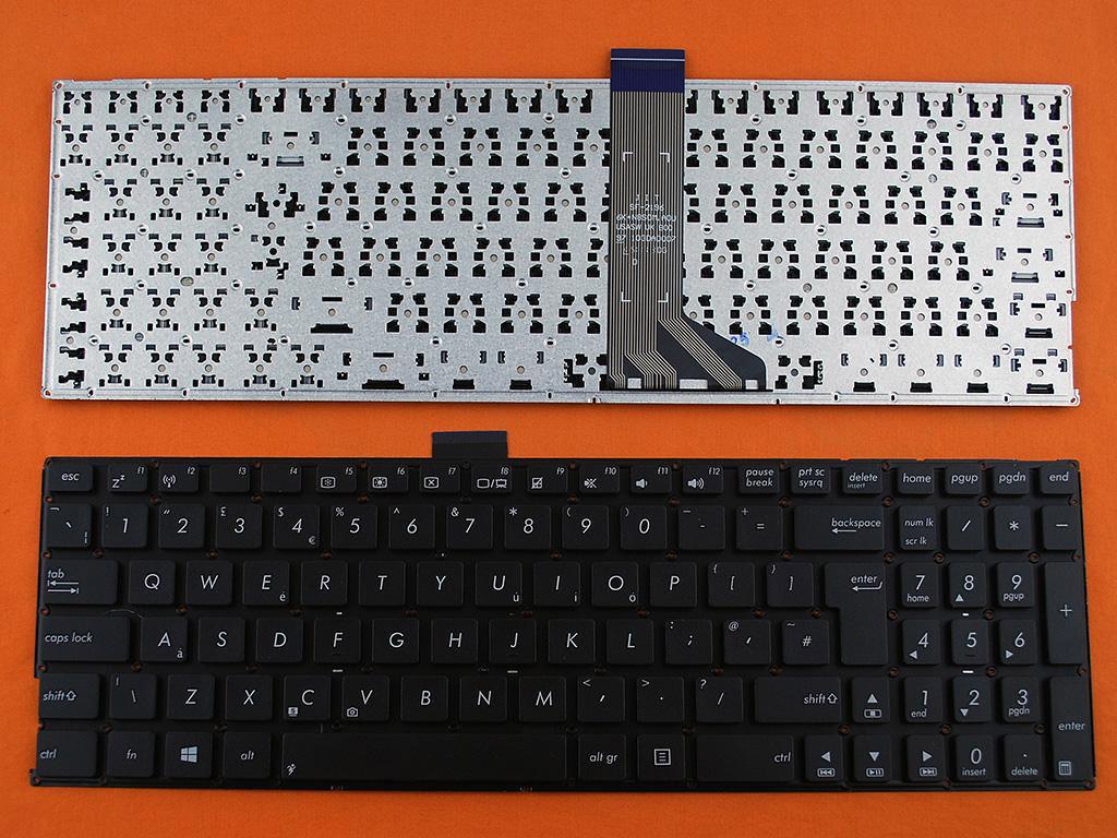 Klávesnice pro notebooky Asus K555 X555