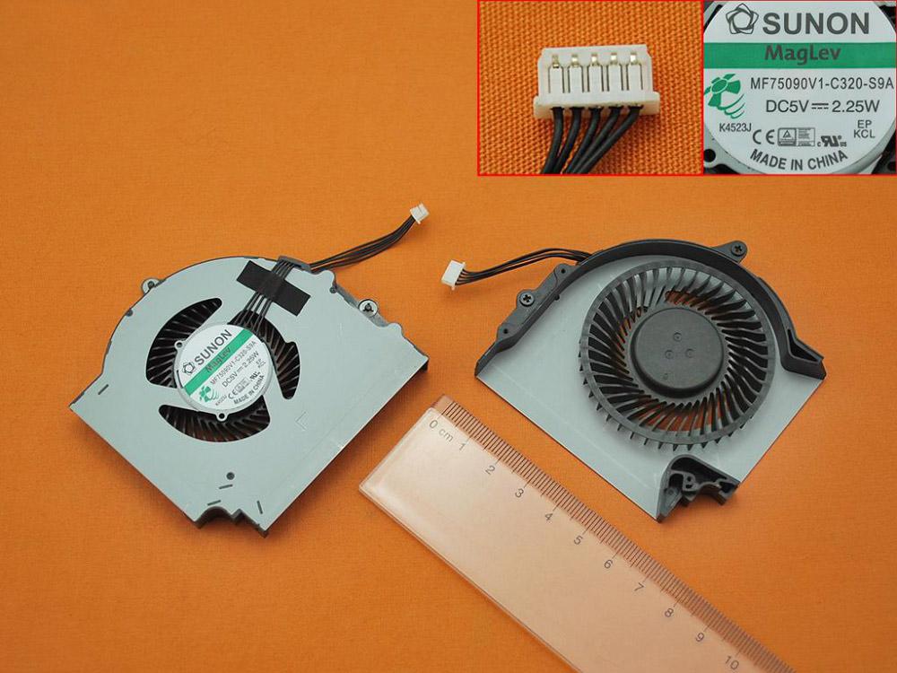 Ventilátor chlazení pro notebook Lenovo ThinkPad Edge E531 E431 E440 E540