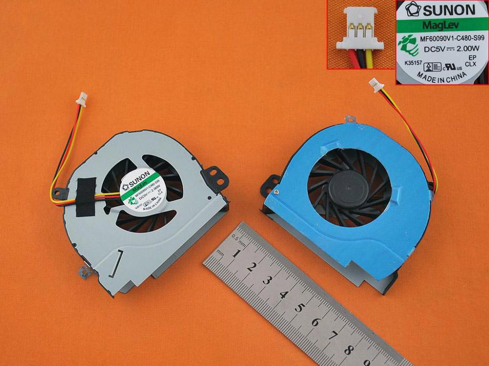 Ventilátor chlazení pro notebooky Dell Inspiron 14R 5420 I5420 7420 Vostro 3460