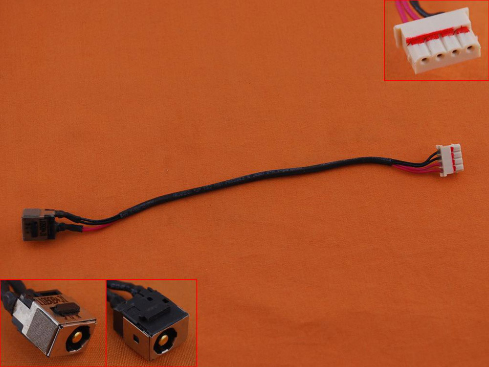 Napájecí konektor DC Fujitsu Lifebook AH530 AH531