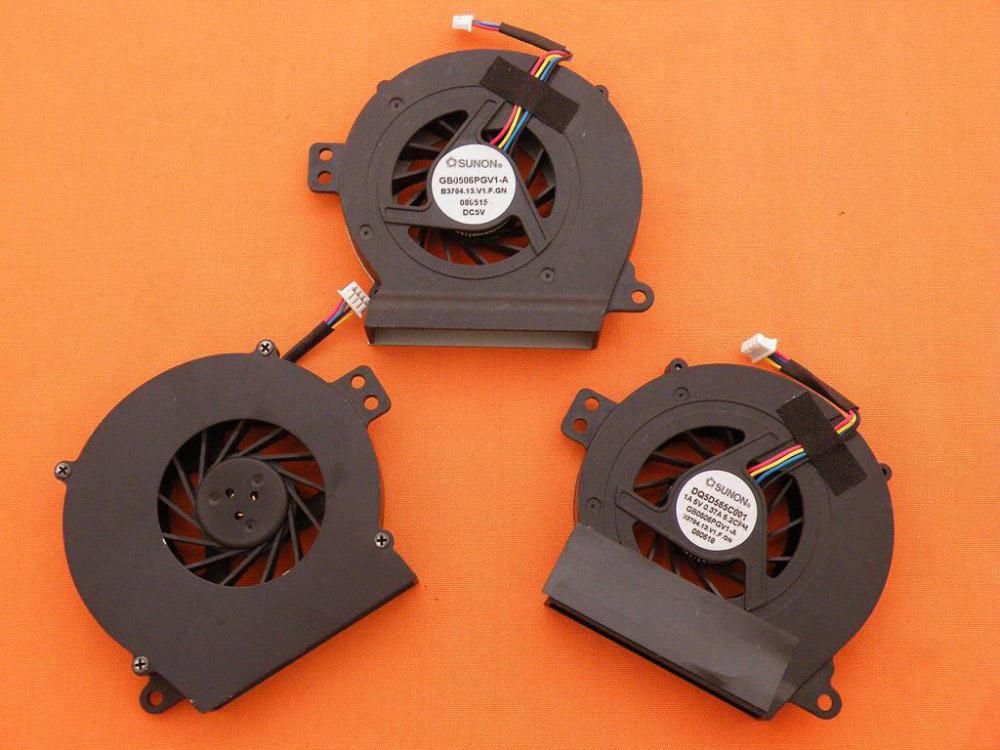 Ventilátor chlazení pro notebooky Dell Vostro 1500 A840 A860