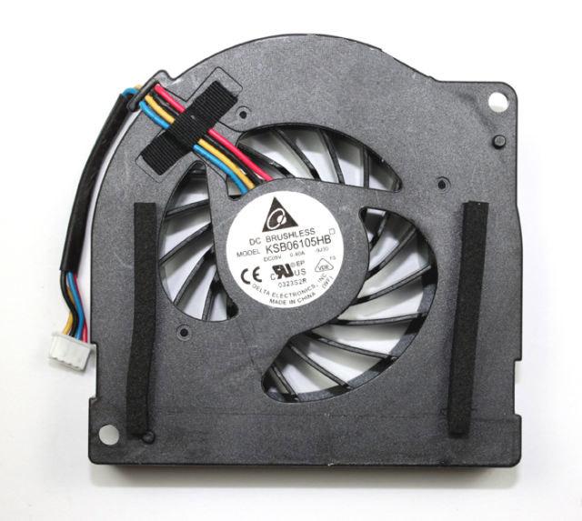 Ventilátor chlazení pro notebooky Asus K72 K72F K72JB K72JK K72JR K72JT K72JU