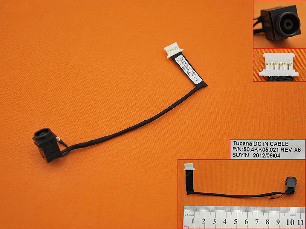 Napájecí konektor Sony VAIO VPC-YB VPC-YA