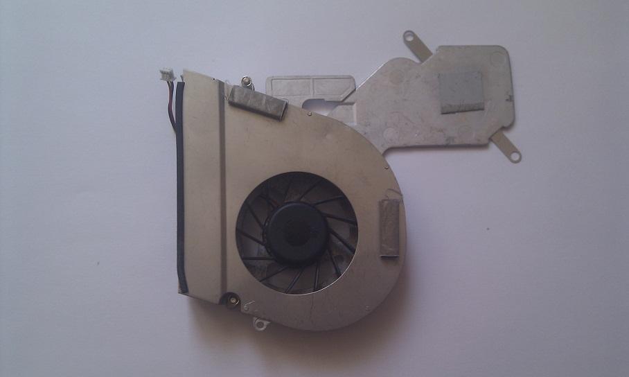 Kompletní chlazení pro notebooky: Toshiba Satellite A200 A215