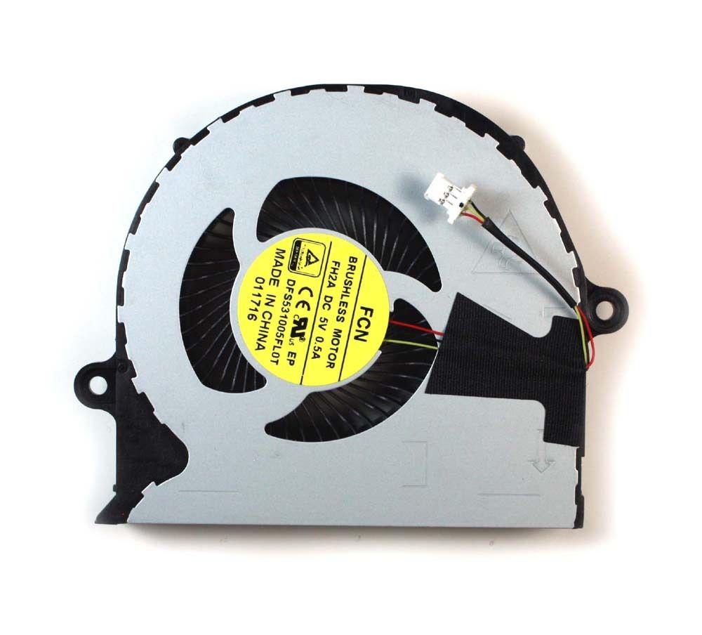 Ventilátor chlazení pro notebooky Acer Aspire E5-572 G E5-572G V5-591G V5-591 G T5000