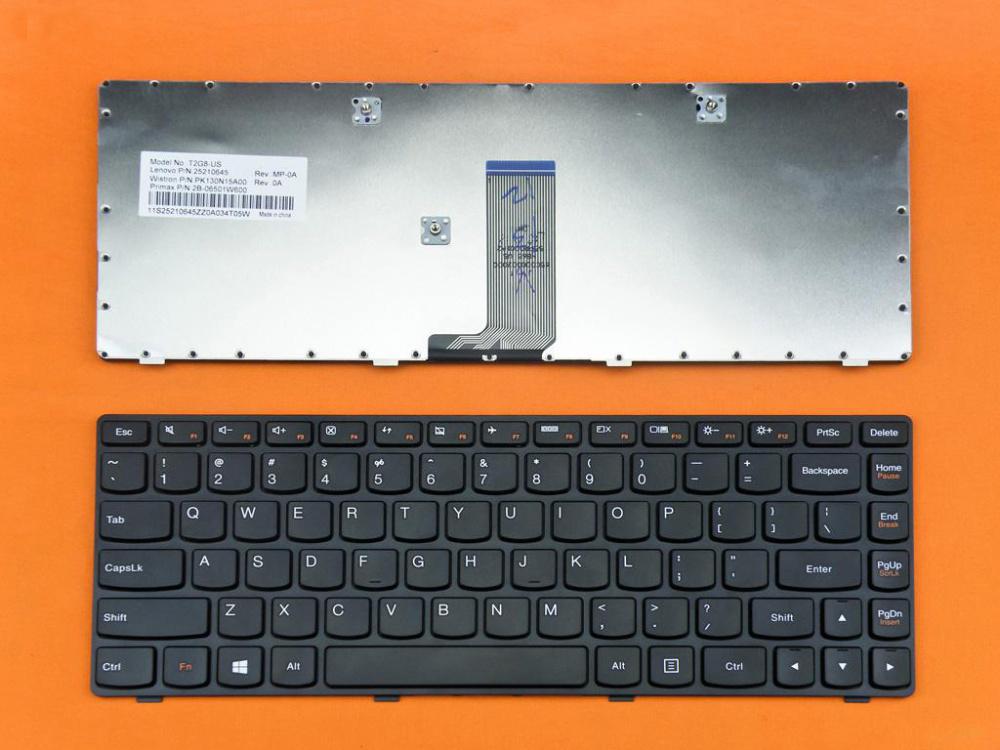Klávesnice pro Lenovo Ideapad B480 B485 G480 G485 Z380 Z480 Z485