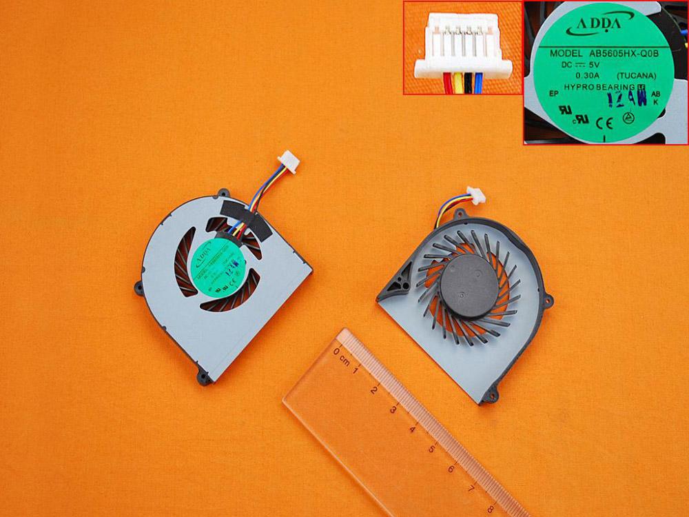 Ventilátor chlazení pro notebooky Sony Vaio PCG-31211M PCG-31211