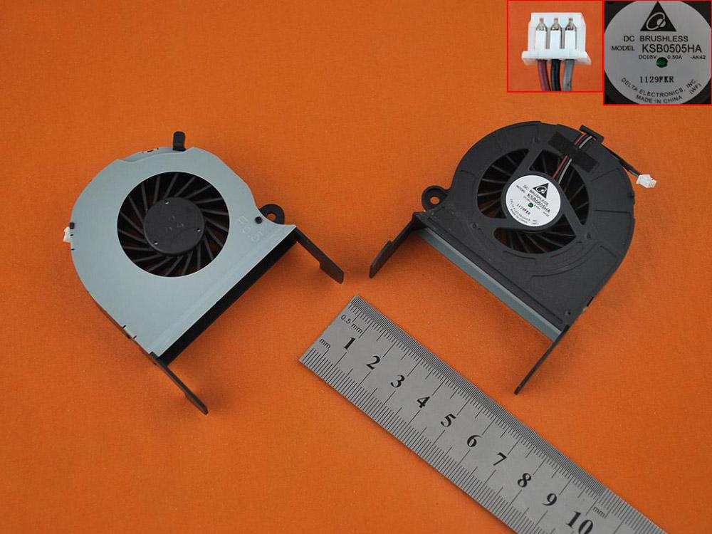 Ventilátor chlazení pro notebooky Toshiba Satellite L730 L730D L735 L735D L750 L750D L755 L755D