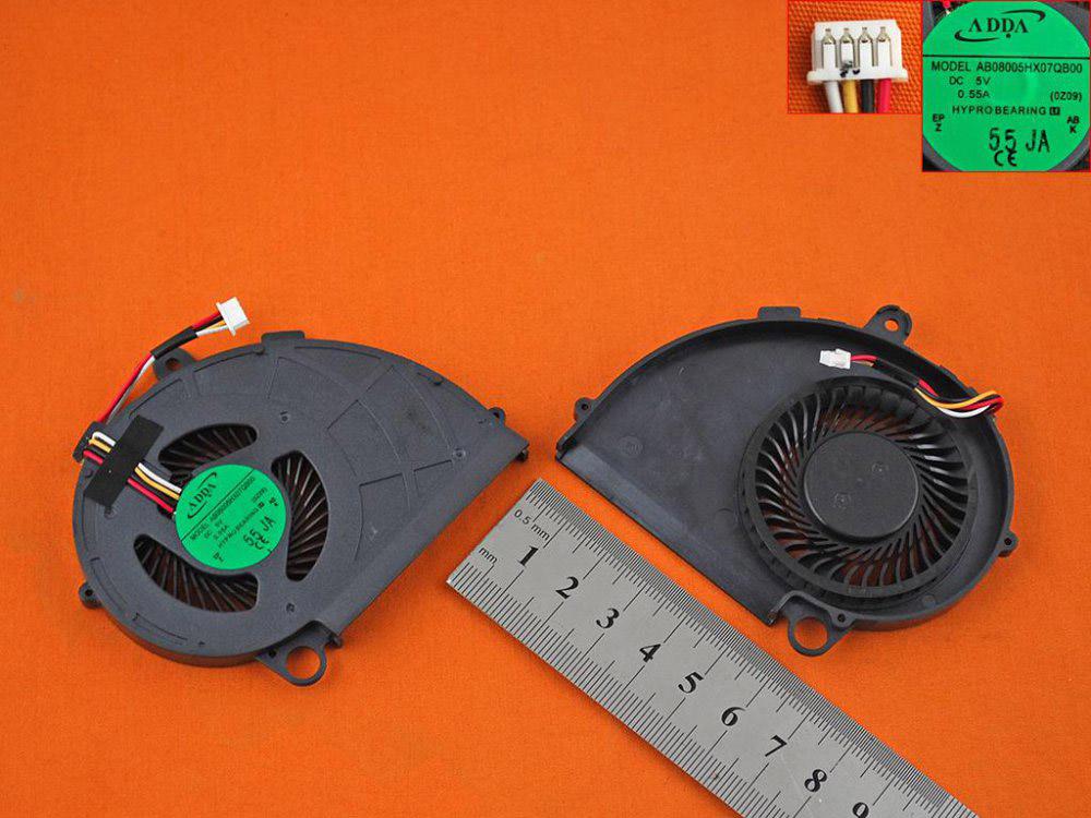 Ventilátor chlazení pro notebooky Acer Aspire M5-481 M5-481G