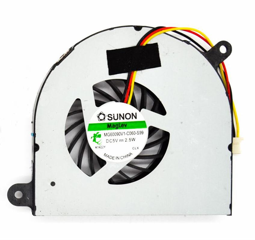 Ventilátor chlazení pro notebooky Dell Inspiron 17R-SE 7720 17R 5720
