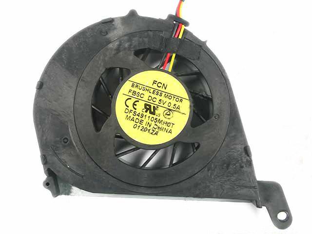 Ventilátor chlazení pro notebooky Toshiba Satellite L750 L755 L755D L655 L655D