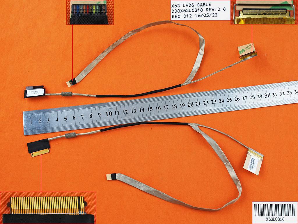 LCD flex kabel pro notebooky HP Probook 450 G3