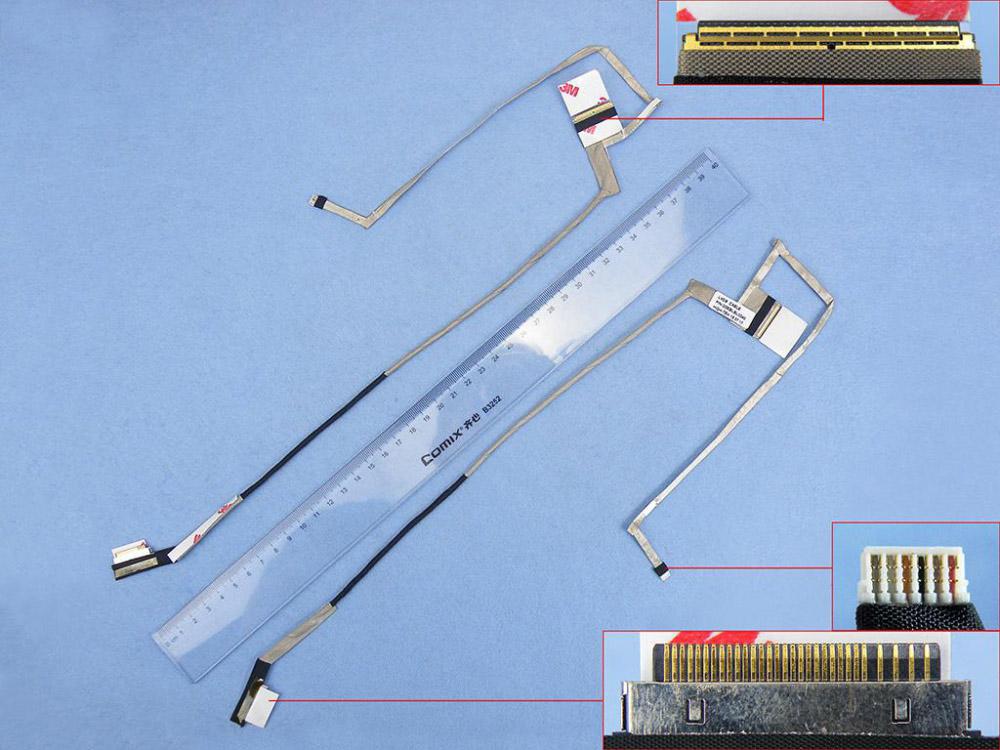 LCD flex kabel pro notebooky Toshiba Satellite L755 L755D L750 L750D