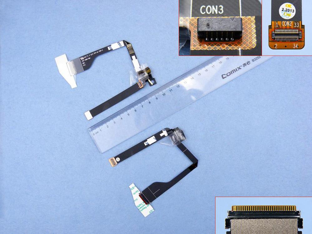 LCD flex kabel pro notebooky Acer Aspire S3 S3-371 S3-391 S3-951