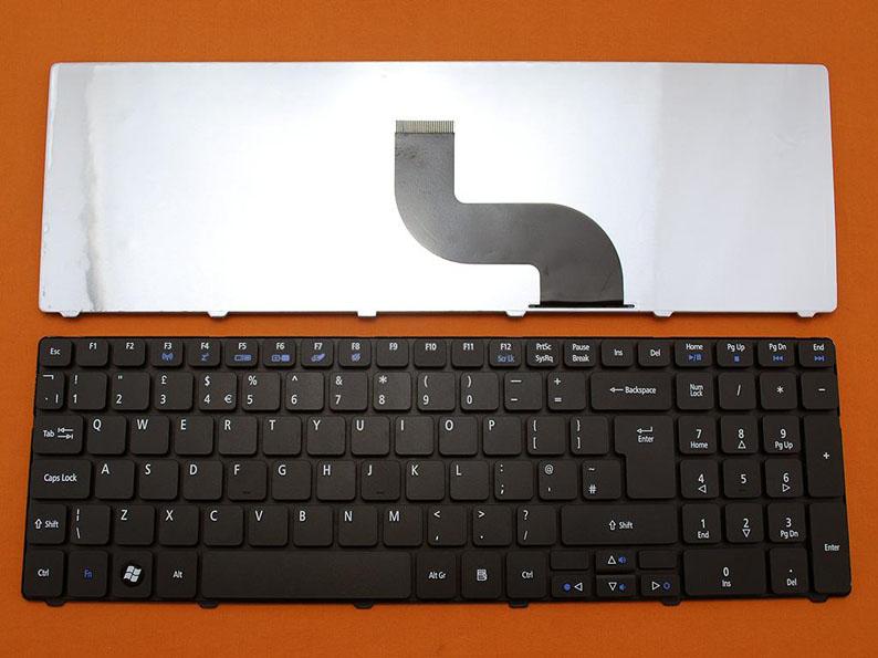 Nová klávesnice pro notebooky Acer Aspire Timeline Emachines - velká klávesa Enter