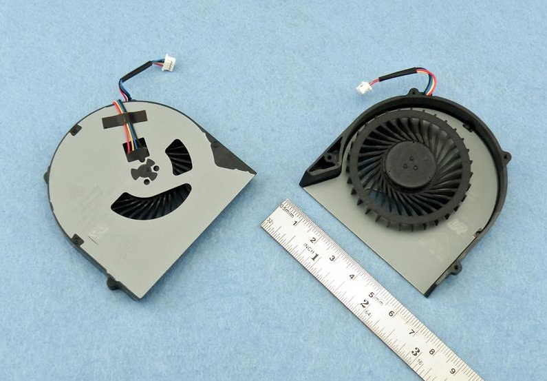 Ventilátor chlazení pro notebooky BJ75 Lenovo G480 G480A G480AH G580 G580A