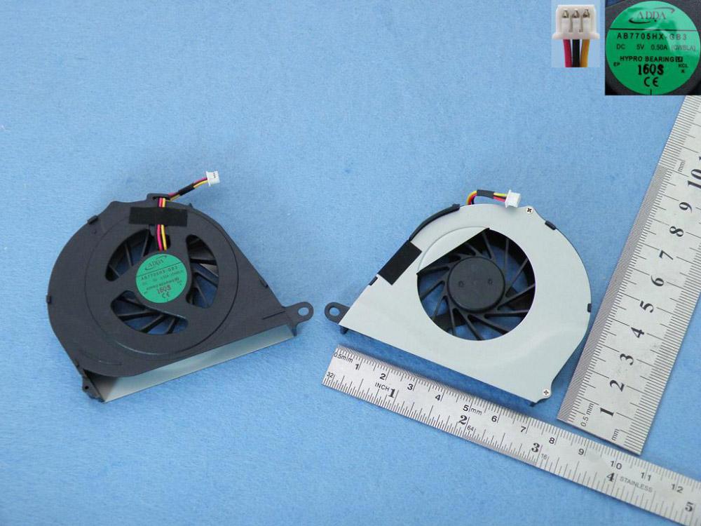 Ventilátor chlazení pro notebooky Toshiba Satellite L40-A L40D-A L40T-A L45-A L45D-A L45TA L40-ASMBNX3