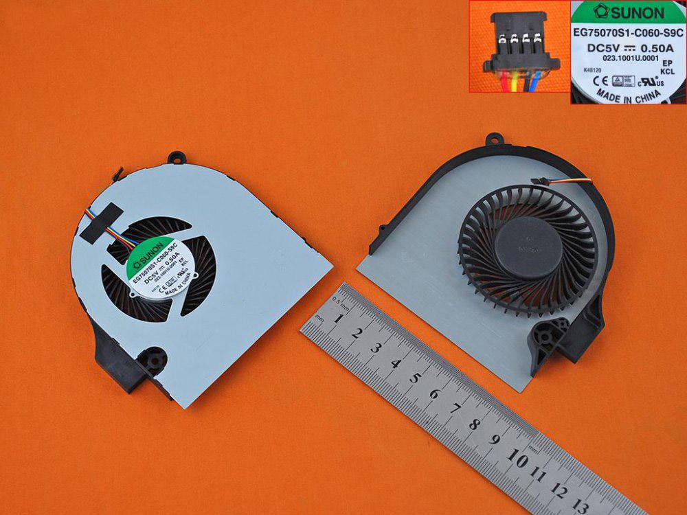 Ventilátor chlazení pro Acer Aspire VN7-791G