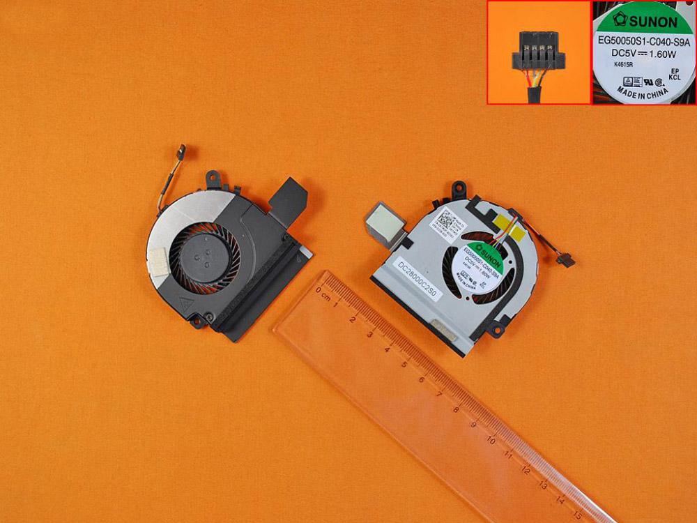 """Ventilátor chlazení pro notebooky Dell Ultrabook 12.5"""" XPS 12"""