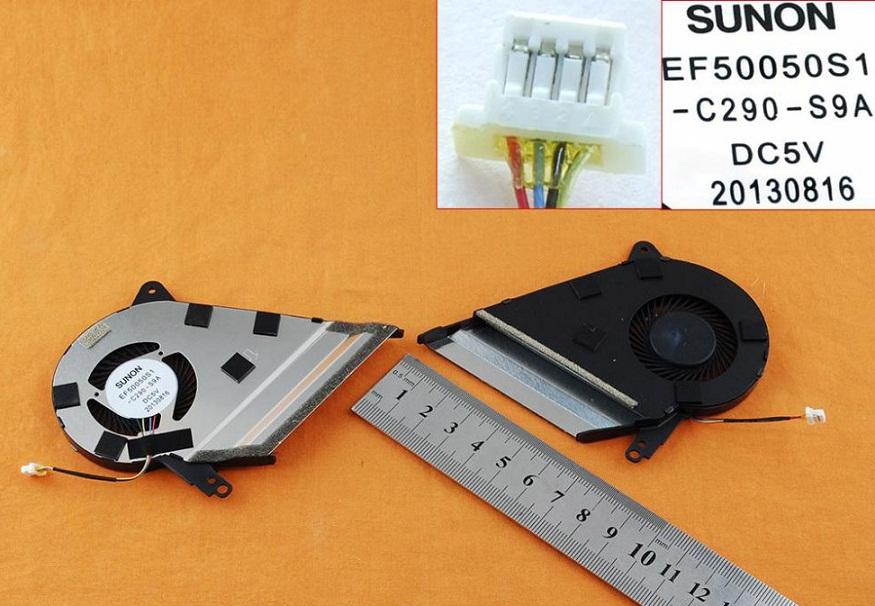 Ventilátor chlazení pro notebook: Asus ZenBook UX302LA LG4500