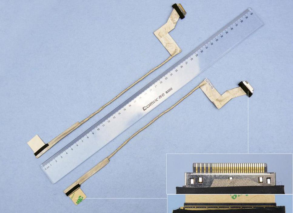 LCD flex kabel pro notebooky Acer Aspire TimelineX 3410 3410G 3810 3810T
