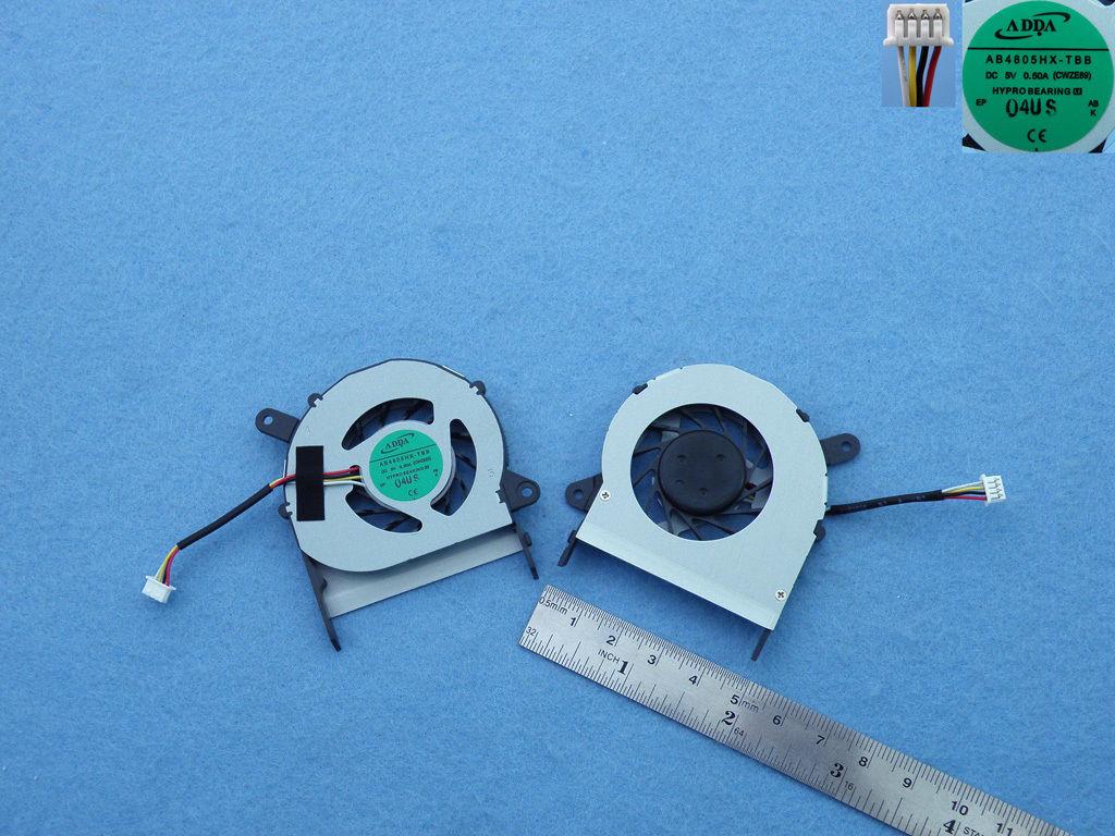 Ventilátor chlazení pro notebooky ACER Aspire 1410 1410T 1810T 1810TZ