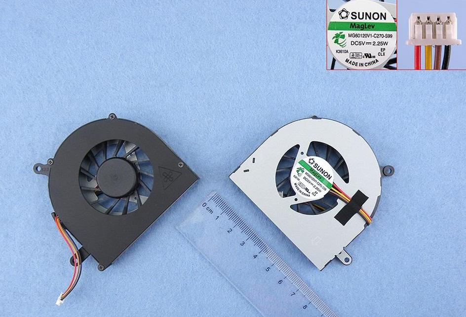 Ventilátor chlazení pro notebooky Lenovo IBM Lenovo Ideapad G400 G500