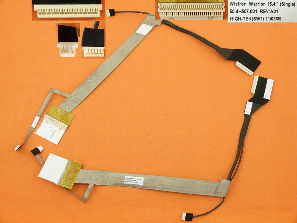 LCD flex kabel pro notebooky HP Compaq Presario CQ50-105er CQ50 CQ60 G50