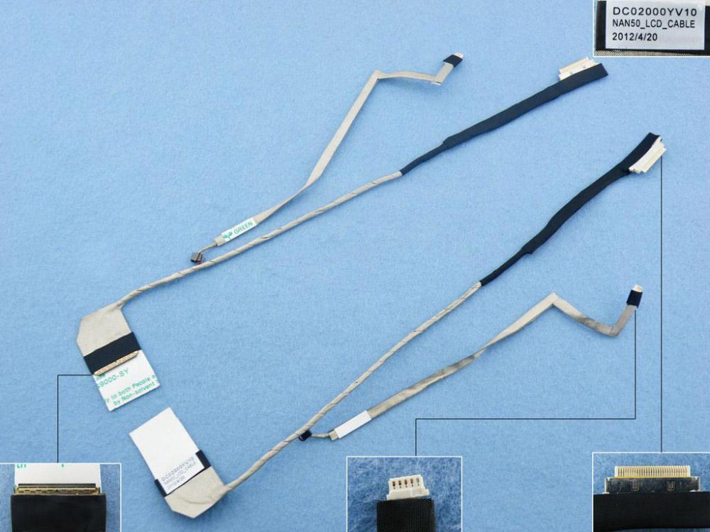 LCD flex kabel pro notebooky Acer Aspire One 532H NAV50 AO532H