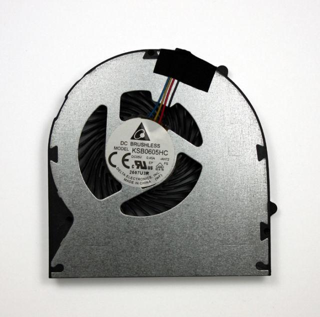 Ventilátor chlazení pro notebooky IBM Lenovo B570 V570 Z570