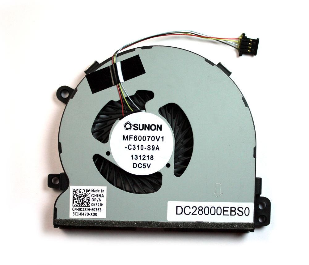 Ventilátor chlazení pro notebooky Dell Latitude E3450 E3550