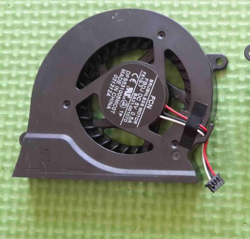 Ventilátor chlazení pro notebooky Samsung NP300E4A NP300V4A