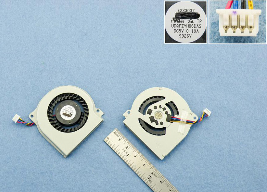 Ventilátor chlazení pro notebook: Asus UX30 UX30K UX30S