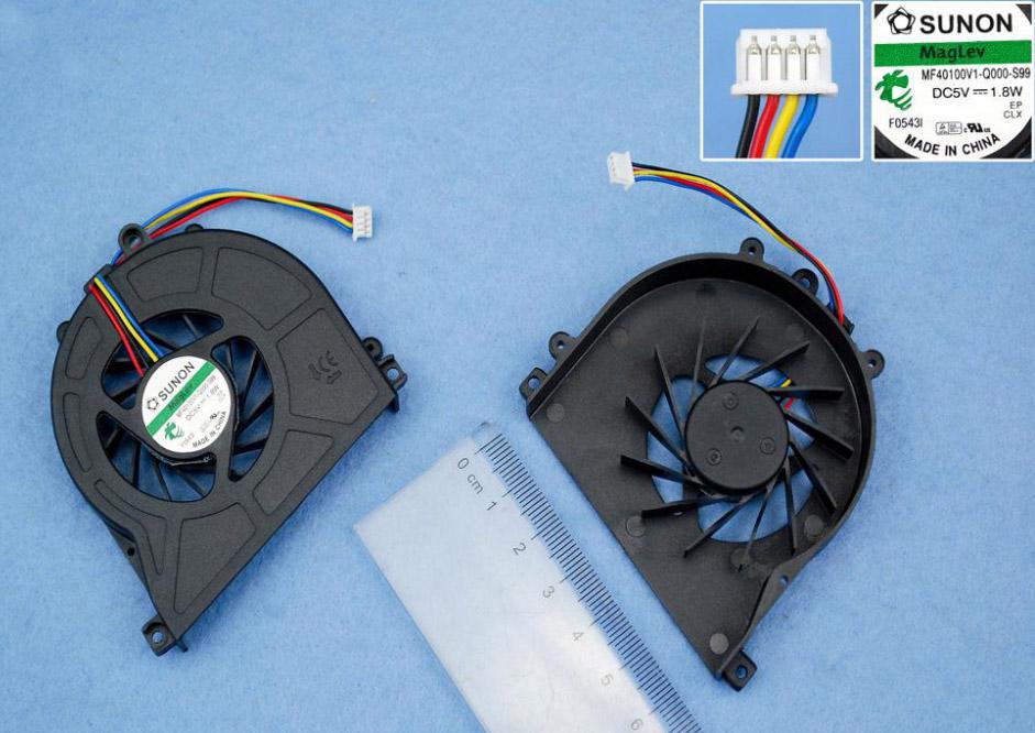 Ventilátor chlazení pro notebooky Acer Aspire Revo R3600 R3610 R3700