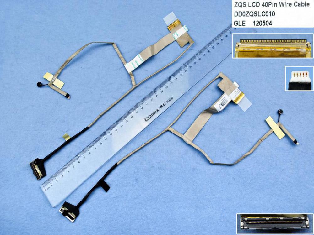 LCD flex kabel pro notebooky Acer Aspire E1-471 E1-471G V3-471 V3-471G
