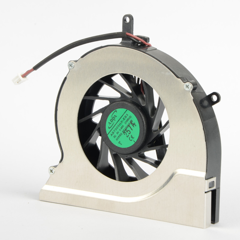 Ventilátor chlazení pro notebooky Toshiba Satellite M800 U400 U405 L300 M801 M802 M803 M805 M806 M808 M810 M300 M305 M305D