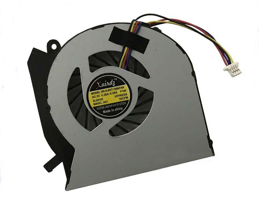 Ventilátor chlazení pro notebooky HP Pavilion DV6-7000 DV7-7000 dv6 dv7