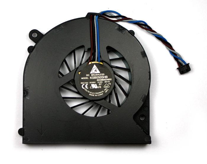 Ventilátor chlazení pro notebooky Toshiba Satellite C850 C855 C875 C870 L850 L870 4-PIN